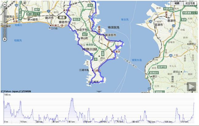 コース図_距離118km_獲得906m_最大84m.JPG
